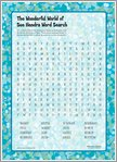 Sue Hendra wordsearch