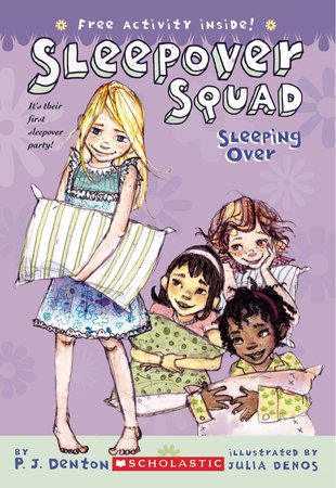 Sleepover Squad: Sleeping Over