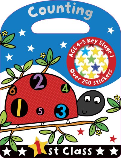 First Class: Counting (Ages 4-5)