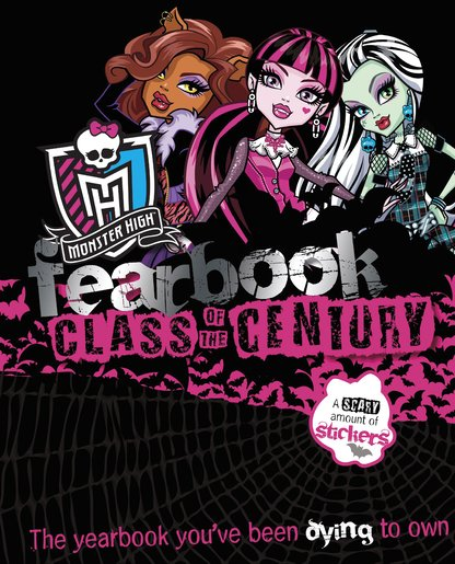 Monster High: Class of the Century Fearbook
