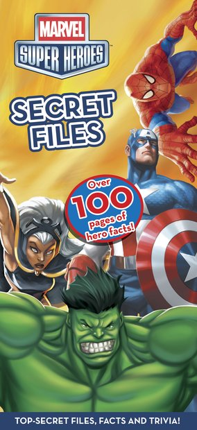 Marvel Super Heroes: Secret Files