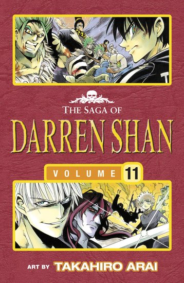 The Saga of Darren Shan Graphic Novel: Volume 11 - Lord of the Shadows
