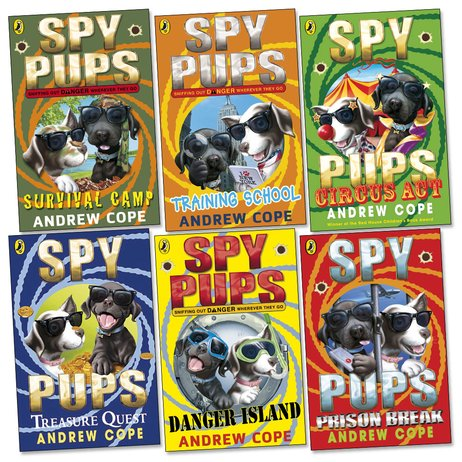 Spy Pups Pack