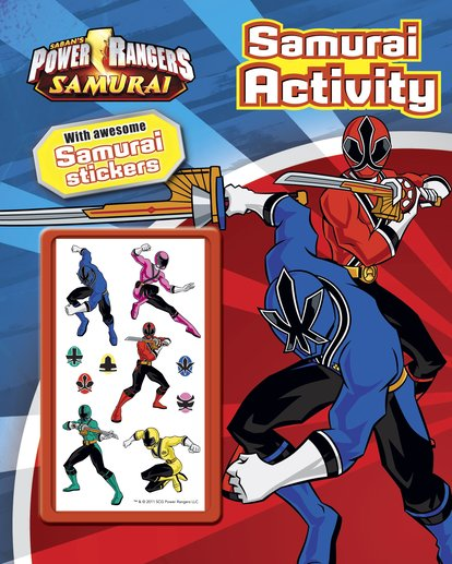 Power Rangers Samurai: Samurai Activity