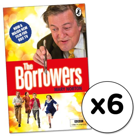 The Borrowers x 6