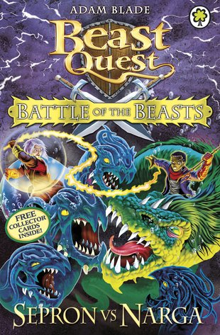 Beast Quest Special: Battle of the Beasts - Sepron vs Narga