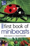 RSPB My First Book of Minibeasts