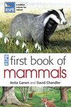 RSPB First Book of Mammals