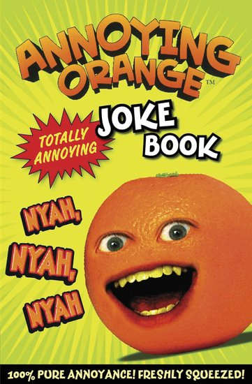 Annoying Orange Joke Book