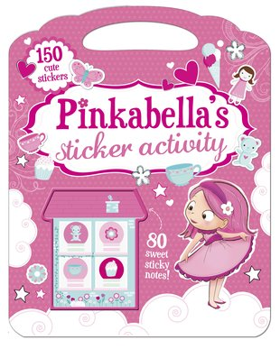Pinkabella's Sticker Activity