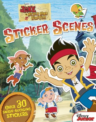 Jake and the Never Land Pirates: Sticker Scenes