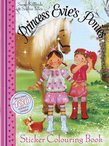 Princess Evie's Ponies: Sticker Colouring Book