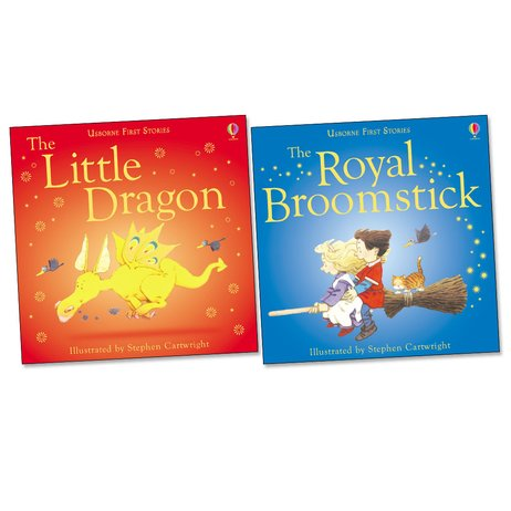 Usborne First Stories Pair