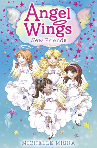 Angel Wings: New Friends