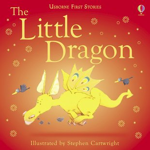 Usborne First Stories: The Little Dragon