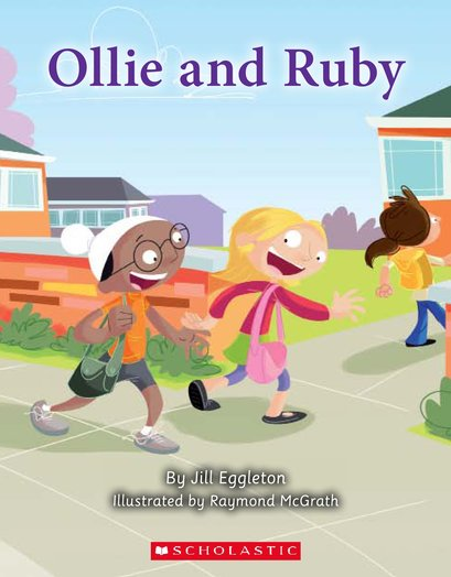 Connectors: Ollie and Ruby x 6