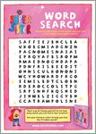 My Super Sister Wordsearch