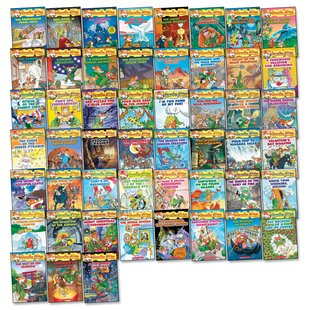 Geronimo Stilton Mega Pack x 51