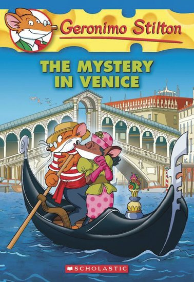 Geronimo Stilton: The Mystery in Venice