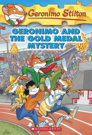 Geronimo Stilton: Geronimo and the Gold Medal Mystery
