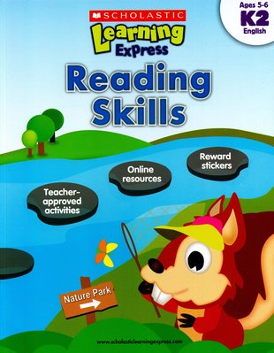 Scholastic Learning Express: Reading Skills (K2)