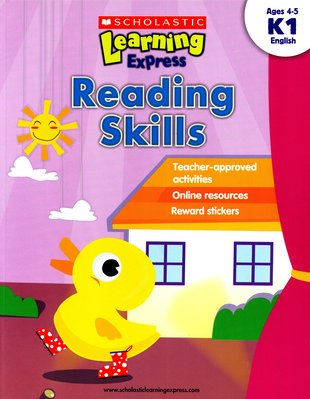 Scholastic Learning Express: Reading Skills (K1)