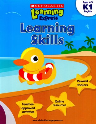 Scholastic Learning Express: Learning Skills (K1)