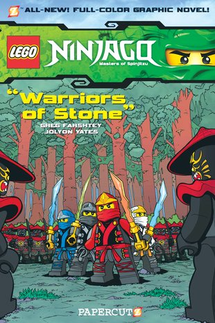 LEGO Ninjago: Warriors of Stone