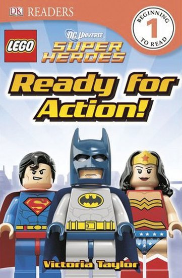 LEGO DC Universe: Super Heroes - Ready for Action!