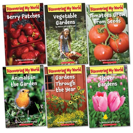 Discovering My World: In the Garden Pack