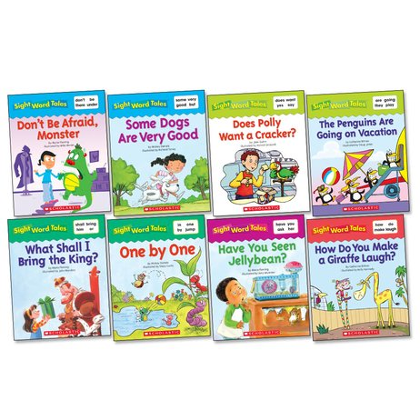 Sight Words Tales Pack