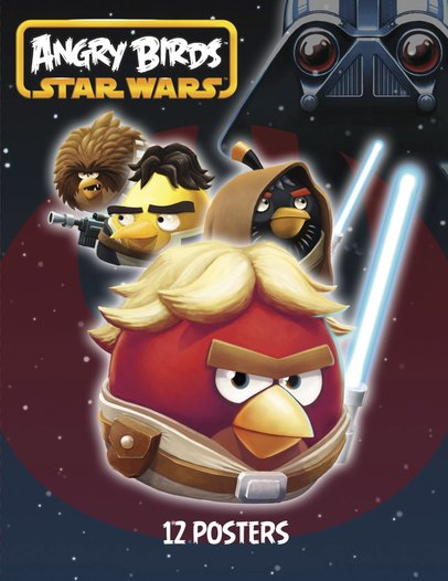 Angry Birds Star Wars: Poster Book