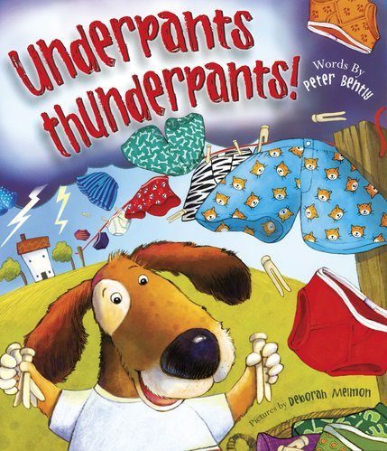 Underpants Thunderpants!