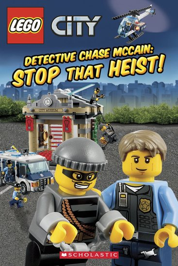 LEGO® City: Detective Chase McCain -  Stop That Heist!