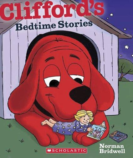 Clifford's Bedtime Stories - Scholastic Shop