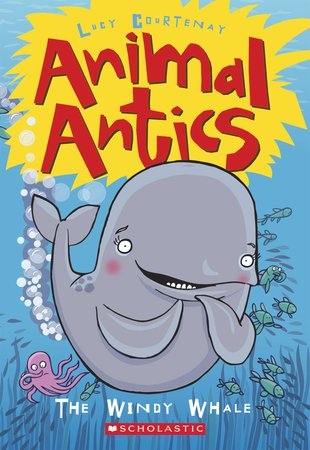 Animal Antics: The Windy Whale