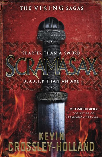 The Viking Sagas: Scramasax