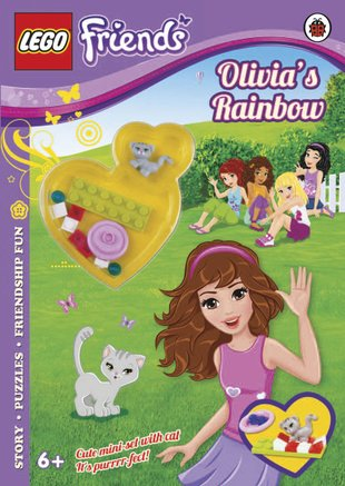 LEGO Friends: Olivia's Rainbow