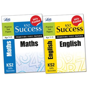 Letts Success Practice Test Papers: Key Stage 2