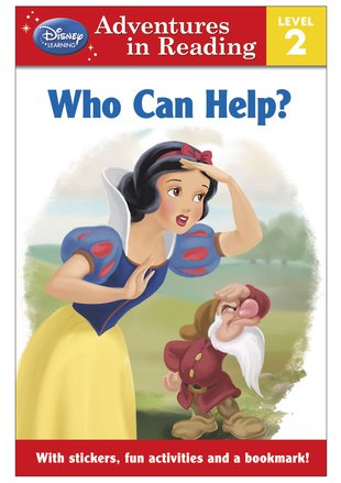 Disney Adventures in Reading: Who Can Help?
