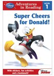 Disney Adventures in Reading: Super Cheers for Donald!