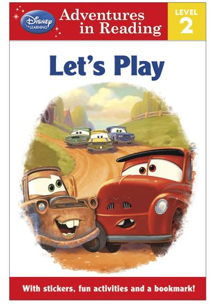 Disney Adventures in Reading: Let's Play