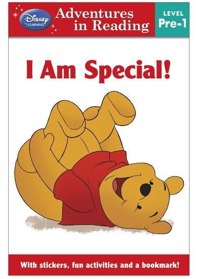 Disney Adventures in Reading: I Am Special!