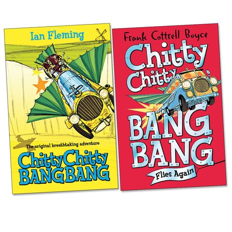 Chitty Chitty Bang Bang Pair