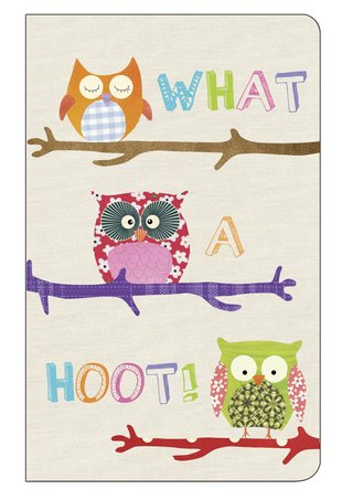 What a Hoot! Notebook
