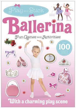 Play and Stick: Ballerina
