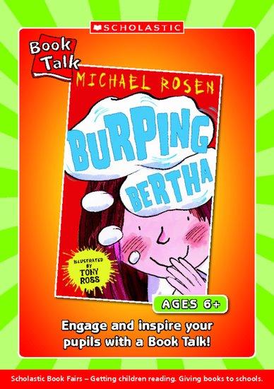 Book Talk - Burping Bertha