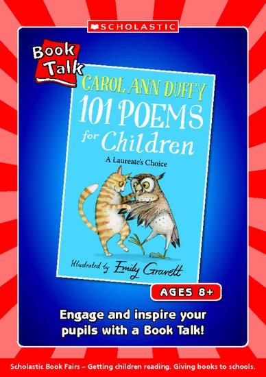 Book Talk - 101 Poems for Children