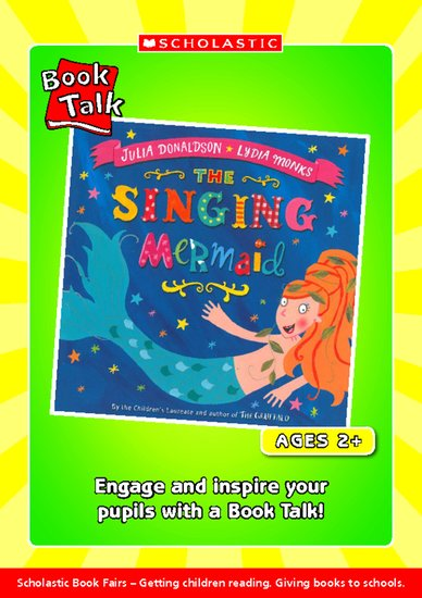 Book Talk - The Singing Mermaid
