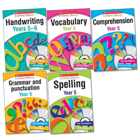 Scholastic Literacy Skills Set: Year 5